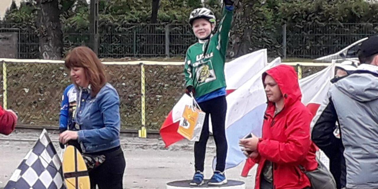 """Indywidualny Puchar Polski żaków w obiektywie """"Na wirażu"""""""
