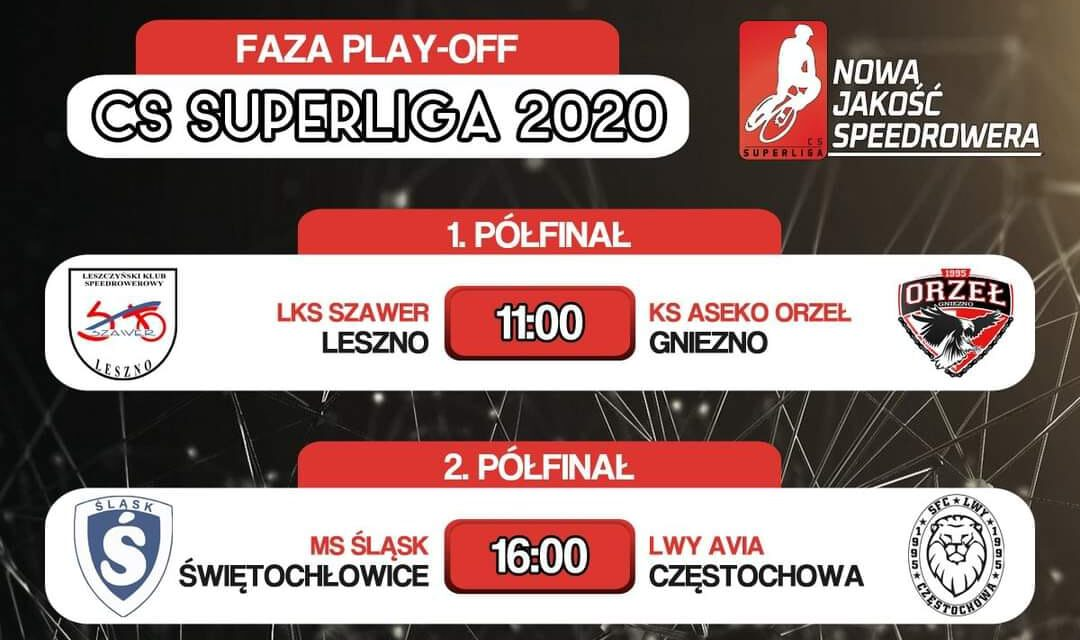 Rewanżowa niedziela w play-off
