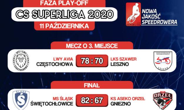 CS Superliga podsumowanie finałów