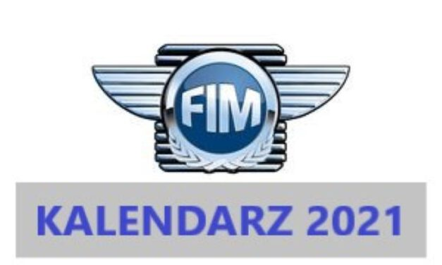 Znamy wstępny kalendarz FIM imprez żużlowych w 2021 roku