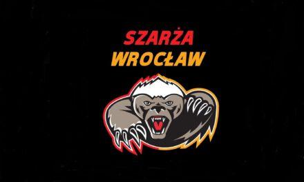 Ostre przygotowania Szarży Wrocław do debiutanckiego sezonu w CS Superlidze.