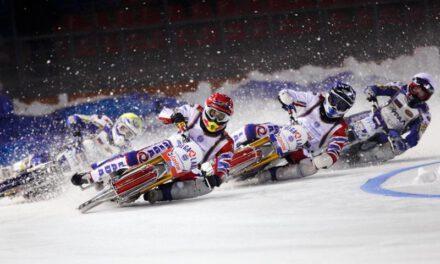 Igor Kononow Mistrzem Rosji na lodzie!