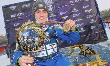 Dinar Walejew Indywidualnym Mistrzem Świata na lodzie!