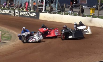 2021 FIM Oceania Speedway Sidecar Championship