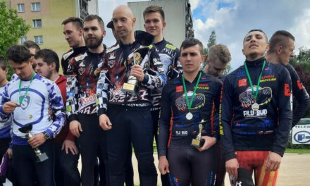 Hydro-Bud Szarża trzecia w Drużynowym Pucharze Polski