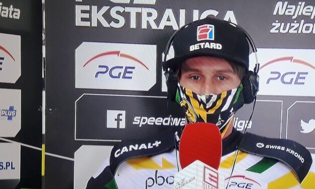 Max Fricke liczy na sukces w drugim sezonie Grand Prix
