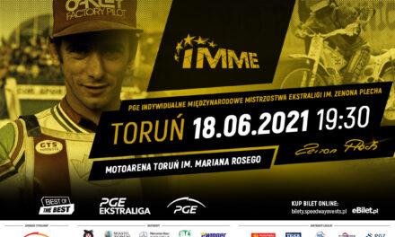Trzech Spartan pojedzie w IMME 18 czerwca w Toruniu