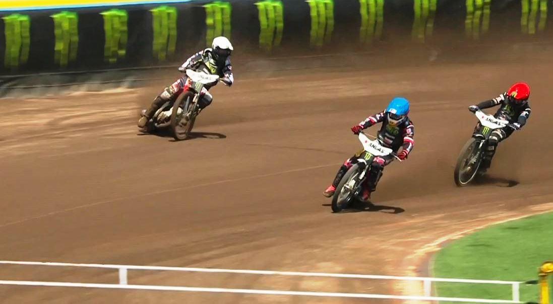 Klasyfikacja FIM Speedway Grand Prix 2021 po dwóch turniejach